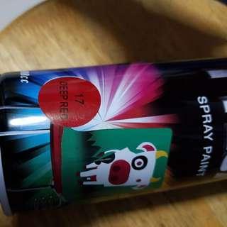 Nippon Spray Paint (Deep Red)