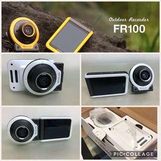 Casio EX-FR100 可分體相機