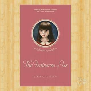 Free! The Universe of Us by Lang Leav