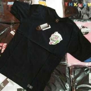 FRIDAY KILLER Nerd Monster T-shirt /Kaos Distro Premium