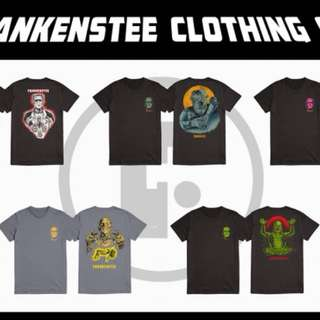 Frankenstee Clothing Co.