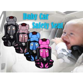 Baby Booster Car Safety Seat