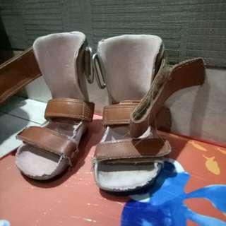 Prelove Afo shoes untuk anak