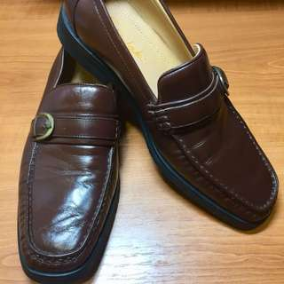 Classic Ergo-Lab leather loafers