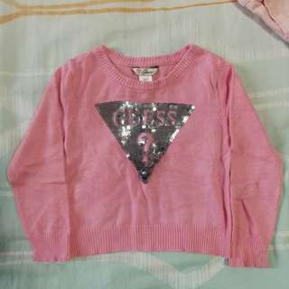 Preloved Guess Sweater for Girls