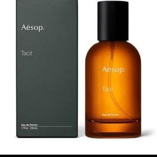 Aesop Tacit Eau De Parfum + FREE GIFTS