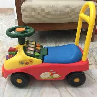 Toddler Car / Walker
