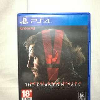 PS4 Metal Gear Solid V The Phantom Pain