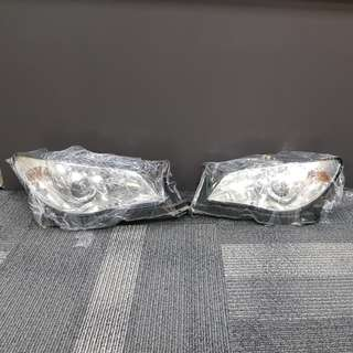 Wrx Hawk Eye Head Lights MY06-7