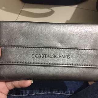 Coastal scents eyeshadow brush set