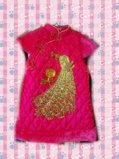 中國服 新年服裙