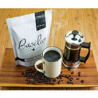 Basilio Coffee Harana Blend 250g/ cofee by HUMAN❤NATURE