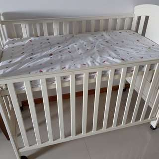 4in1 Baby cot