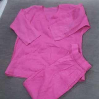 Baju Melayu indian cotton