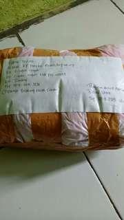 Paket siap dikirim