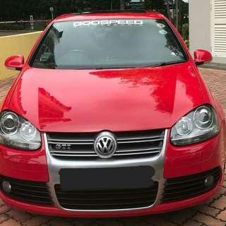 Volkswagen Golf R32 SG
