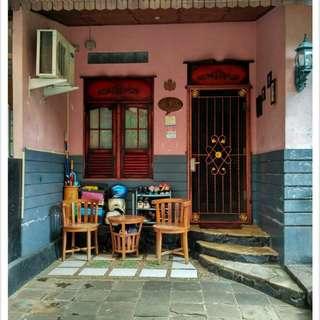 Rumah di Vila Mutiara Cinere Krukut