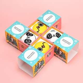 暖手蛋 暖手寶 充電器 happiplayground (熊貓 / 雞仔) 3600mah