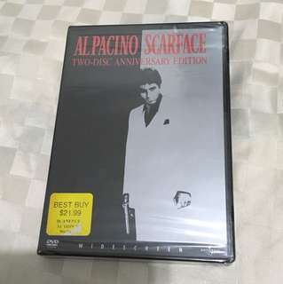 Scarface DVD - Original