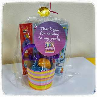 Kid's Birthday Bag/Goody Bags/Party Favours