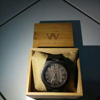 Jam AvantWood (Eboony wood)