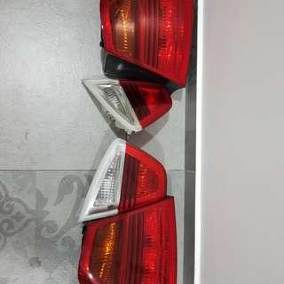 E90 320i tailight