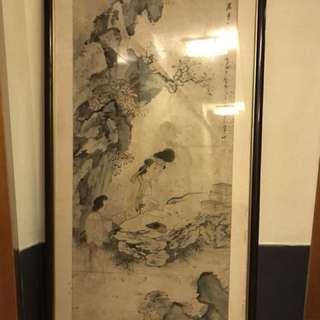 蘇六朋古畫