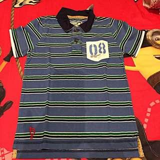 Bulb BN polo shirt size 6