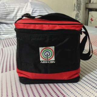 ABS-CBN Insulated lunch bag