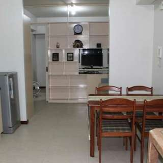 Makati 1BR Condo The Columns Legazpi Fully furnished