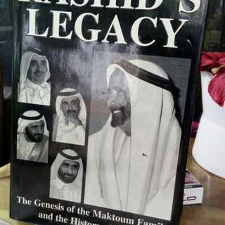 Rashid's Legacy: The Genesis of the Maktoum Family and the History of Dubai