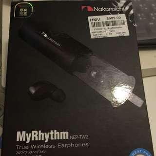 Nakamichi My Rhythm NEP-TW2 Wireless Earphones