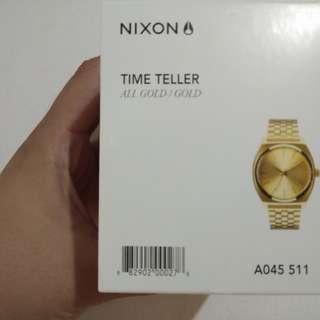 Nixon Time Teller for sale