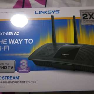Linksys ac1900+ ea7500-AH wireless router