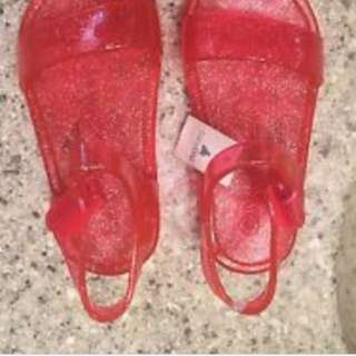 Gap Baby Jelly Shoes