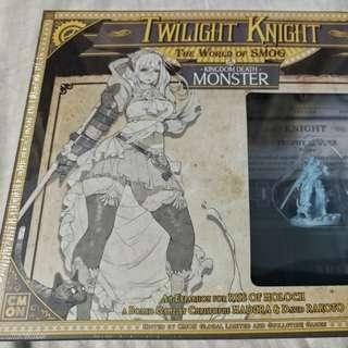 🚚 Twilight Knight Kingdom Death SMOG Rise of Moloch