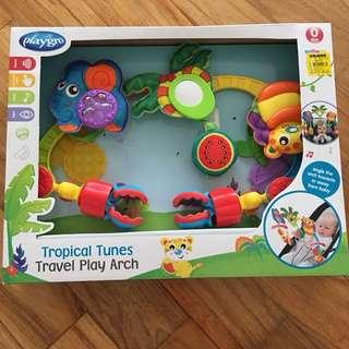 Playgro stroller/ crib toy