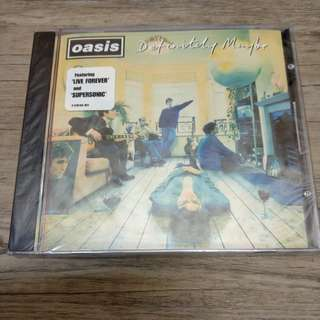 Oasis - Definitely Maybe Album (Brand New and Unopened)