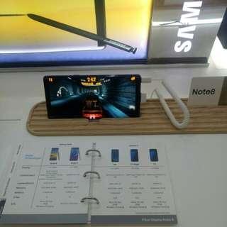 Samsung Galaxy Note 8 terbaru bisa di cicil proses 30 menit
