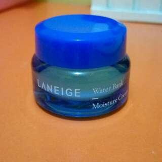 Laneige Water Bank Moisture Cream Trial 10ml
