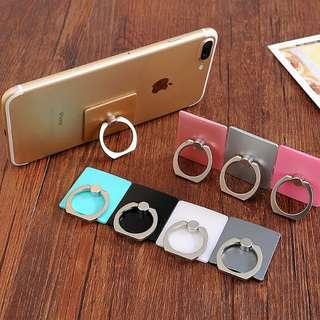 🚚 手機指環 支架(金/銀)