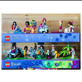 CNY specials!Lego friends display