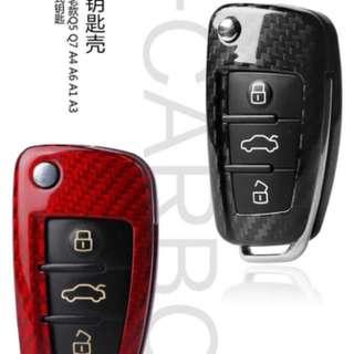 Genuine T-Carbon™ 100% Carbon Fiber Key case / Key Fob / Key protector (Honda / Audi / Mercede Benz / Mazda / BMW / Nissan / Qashqai / Volkswagen / Porsche / GTR / Subaru / Lexus / Land Rover) Stylish & Trendy