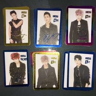 B.A.P yescard
