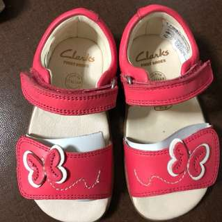 Clarks Toddler Shoes - Baby Girl