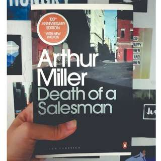 Death Of A Salesman by Arthur Miller (100 Anniversary Edition - with new photos)