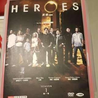 Classical DVD Heroes - Season 1&2