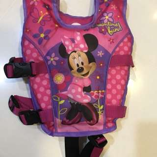 Minnie Swimming Aid Vest