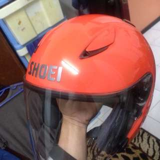 Shoei Jstream Oren Original