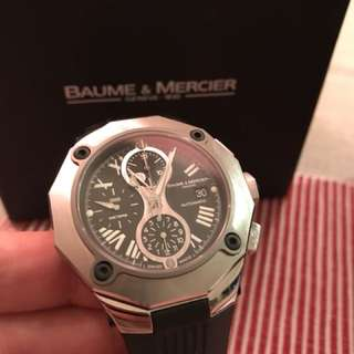 Watch Beaume and Mercier 💯 % original Swiss luxury
